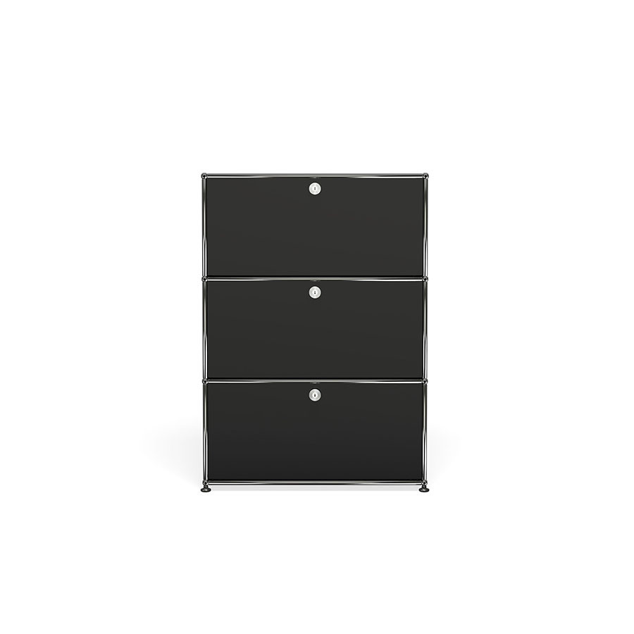 usm haller kommode b ro objekt by ordnung e k. Black Bedroom Furniture Sets. Home Design Ideas